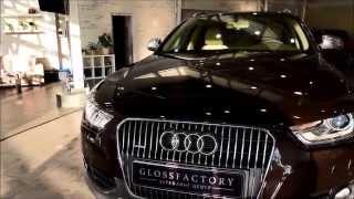 Audi A4   - нанотитановое защитное покрытие Modesta(Audi A4 - нанотитановое защитное покрытие Modesta Детейлинг центр GlossFactory Екатеринбург, Сибирский тракт, 57А 8..., 2015-10-05T21:26:17.000Z)