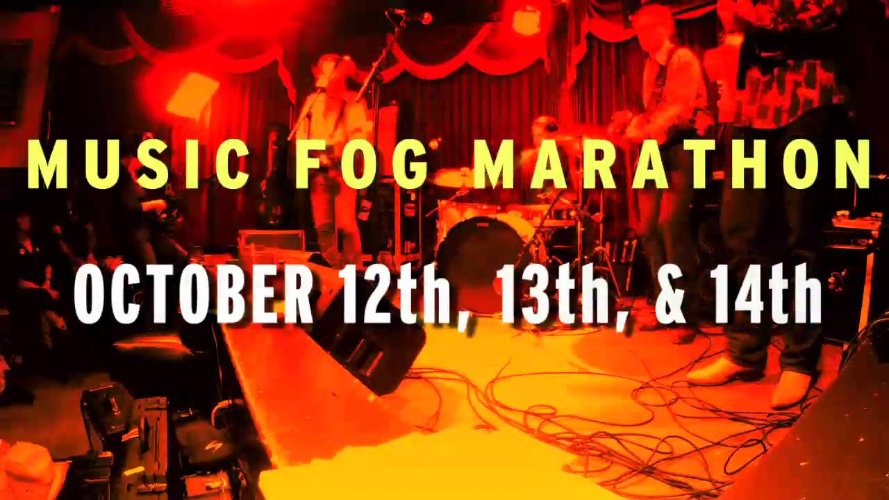 Music Fog Marathon Fall Feed From Nashville Youtube