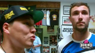 RUSLAN PROVODNIKOV GIVES HIS CRAWFORD VS POSTOL PREDICTION/ TALKS ABOUT THE 6 TO 1 ODDS