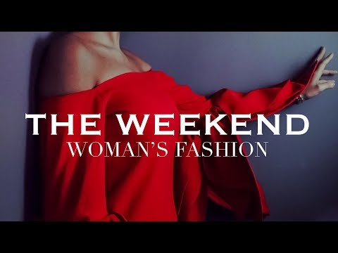 The Weekend's Commercial | Iranian Fashion Designers | Tehran Event 2017 | Shot by BMPCC