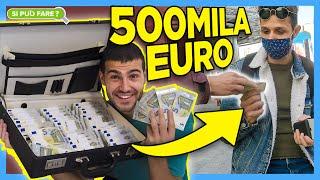 Regalare 5 EURO a 100MILA Persone - [Si Può Fare?] - theShow