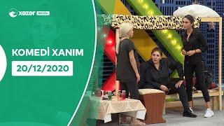 Komedi Xanım (17-ci Bölüm ) 20.12.2020