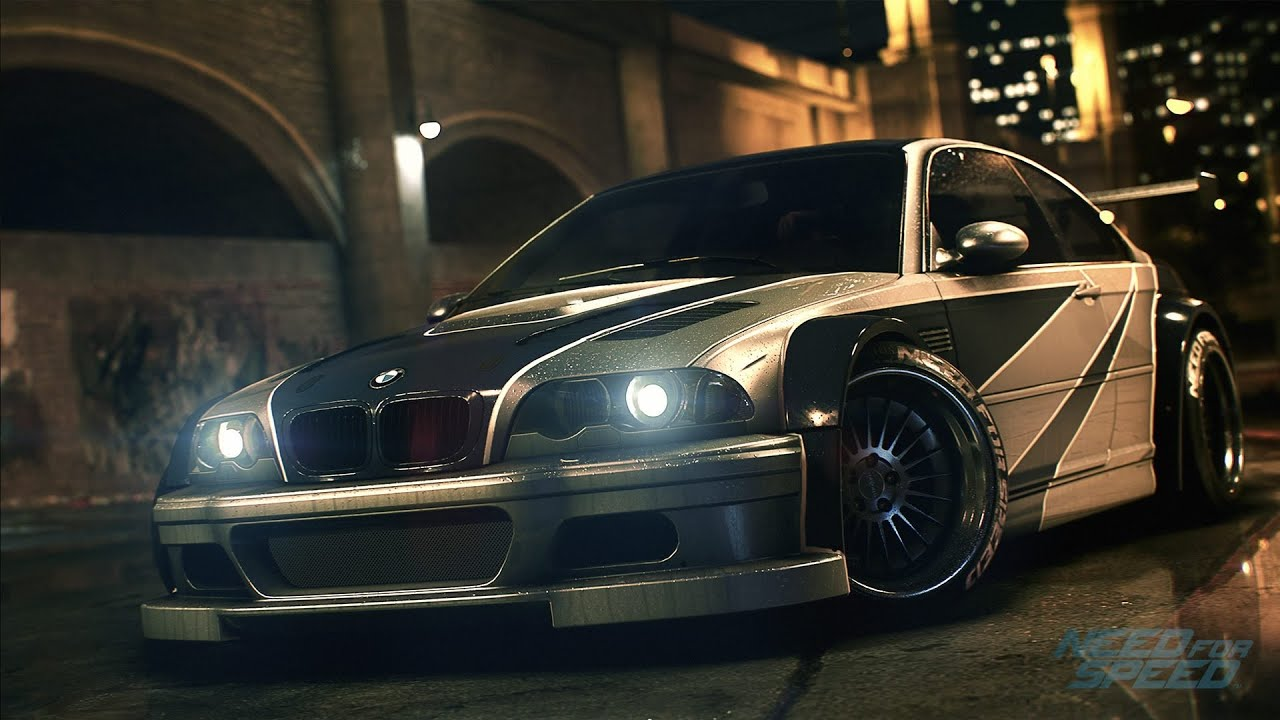 Need For Speed 2015 BMW Most Wanted Gameplay PS4