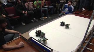 Robots Playing Hockey at Penn thumbnail
