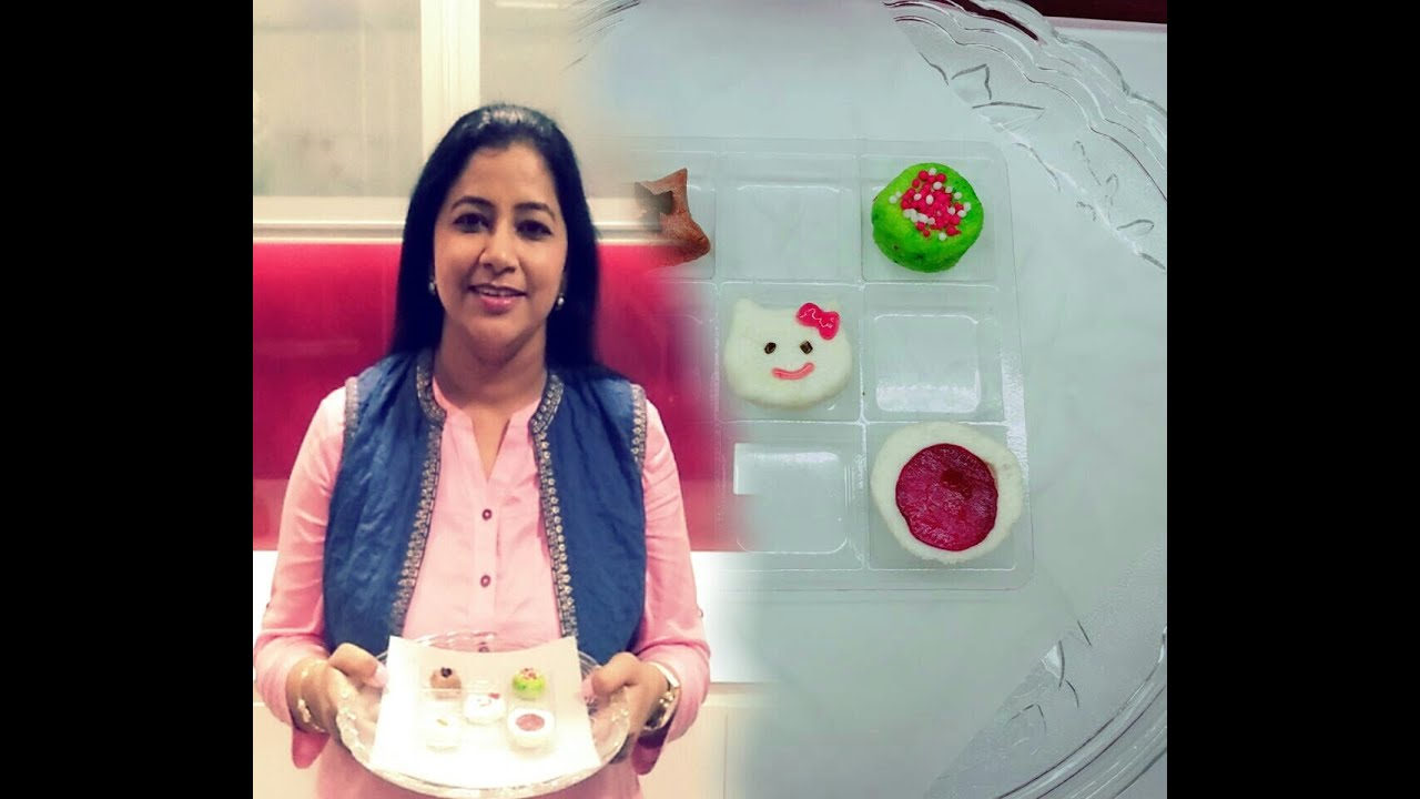 Sandesh  Innovative recipes The Cook-n-Joy Show (Episode 07) by ...
