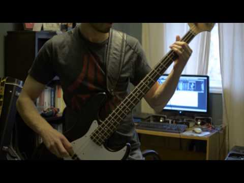 Collective Soul - Heavy - Bass Cover - E Standard - HD Quality!