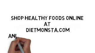 Healthy Food Delivery | Order Online Today | Dietmonsta