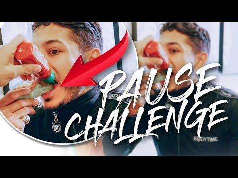 PAUSE CHALLENGE en MUSCULATION - Vlog Boxe 4 - Bodytime