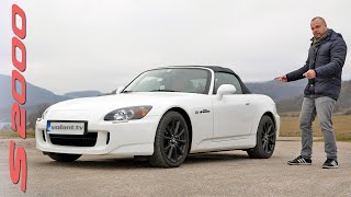 Janova Honda S2000 Ultimate Edition - volant.tv