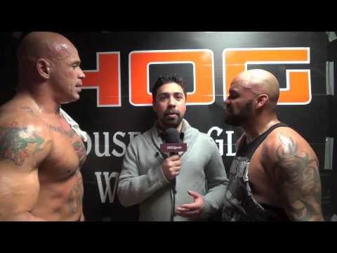 Hernandez and Homicide ~ House of Glory Fight for Gold ~ 1495 Sports TV