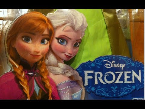 Frozen Elsa & Anna Sit with Ori to have a Ice Cream Party by Play Doh Ice cream Maker Cookie Monster