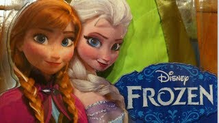 frozen elsa anna sit with ori to have a ice cream party by play doh ice cream maker cookie monster