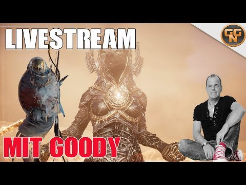 Assassins Creed Origins - New 1.20 Patch Quest - Livestream mit Goody