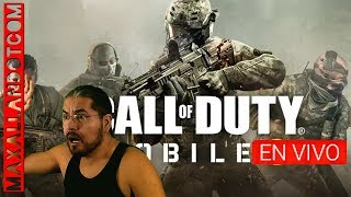 EN VIVO Call of Duty MOBILE Free Fire Brawl Stars Minecraft Roblox Directo JUGANDO CON SUBS