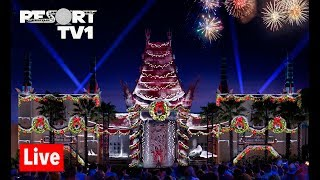 🔴Live: Hollywood Studios at Christmas - Flurry of Fun! - 12-14-18 - Walt Disney World Live Stream