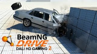 BeamNG DRIVE Alpha PC Gameplay HD 1080p