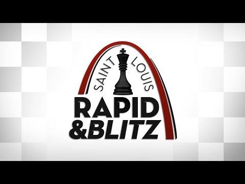 2017 Saint Louis Rapid & Blitz: Día tres
