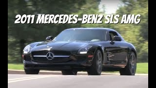 2011 Mercedes Benz SLS AMG in Depth Videos