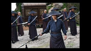 2018 New Martial Arts ACTION Movies - LATEST Chinese Action Kung Fu Movie 2019