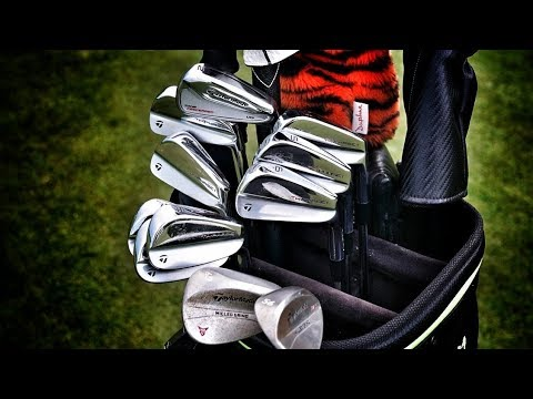NEW Tiger Woods What's In The Bag 2018