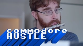 Hobbyist commodoreHUSTLE