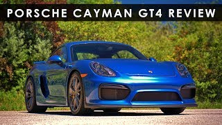 Review | Porsche Cayman GT4 | The Fairy Tale Ends