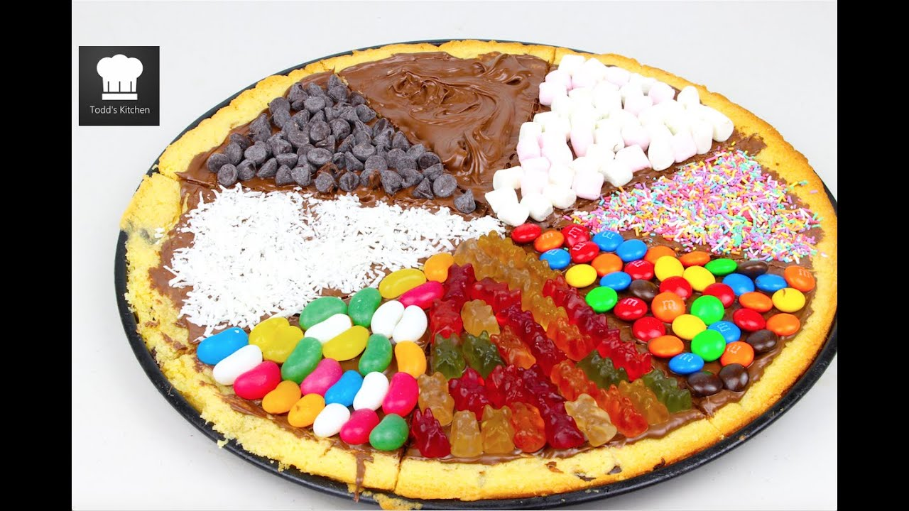 Nutella Dessert Pizza Youtube