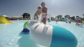 Myrtha Pools Waterpark: Camping Village San Francesco (Italy)