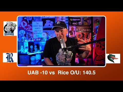 UAB vs Rice 1/22/21 Free College Basketball Pick and Prediction CBB Betting Tips