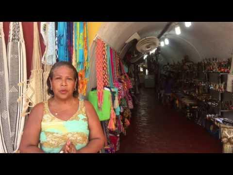 Las Bovedas (Cartagena Tours in English)