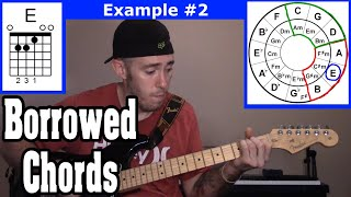 Borrowing Chords from Parallel Keys to Spice up Your Chord Progressions