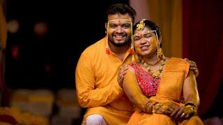 Aditi & Prathamesh Haldi - Cinematic
