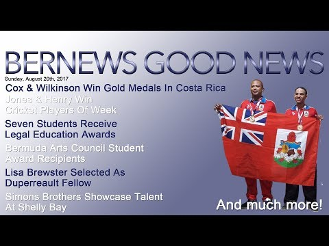 "Bernews ""Good News"" Sunday Spotlight, August 20, 2017"