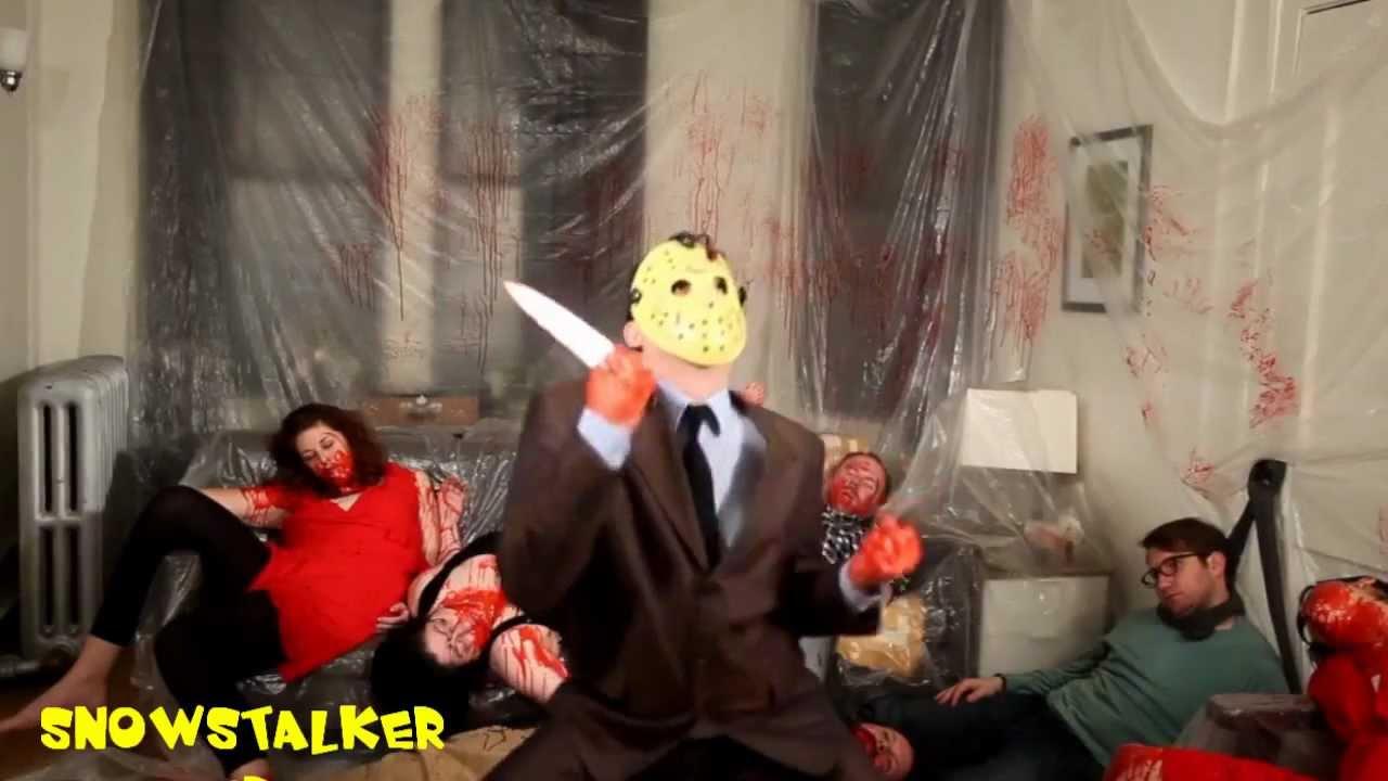 Harlem Shake VS Jason Voorhees, Slender Man, Ghost and ...