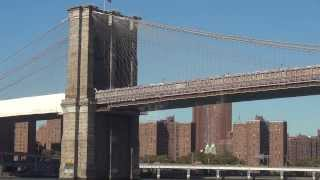 New York City, Circle Line Sightseeing Tour 10-11-2012