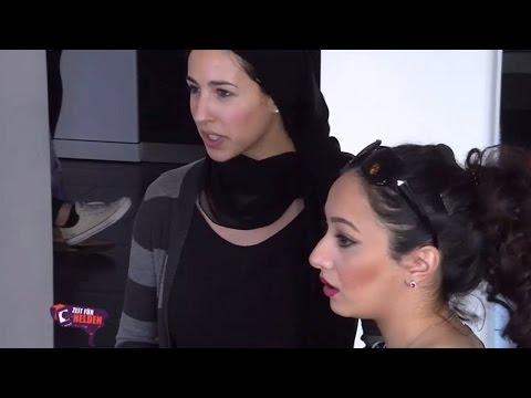 Zeit für Helden: Kopftuchträgerin wird ungerecht behandelt - RTL 2