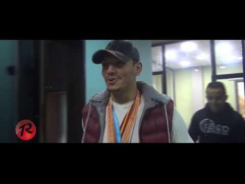 Belkir Bouzid notre champion du Monde  BELKIRI BOUZID vitamine Top Radio Algerie  par sa modestie.
