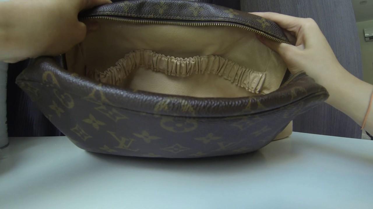 27217c82a86f Vintage Louis Vuitton trousse 28 toiletry - YouTube
