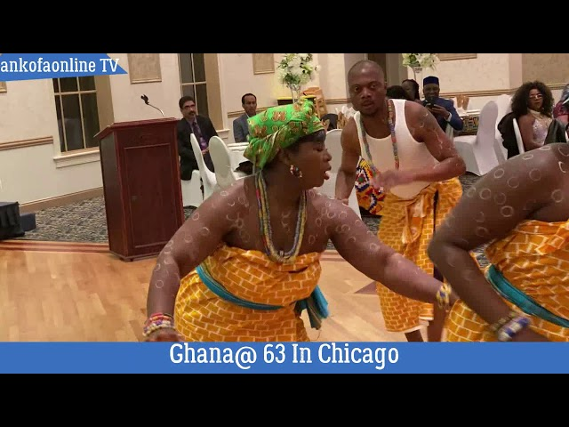 Ghana@63 in Chicago