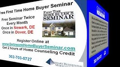 Delaware Mortgage Company Primary Residential Mortgage