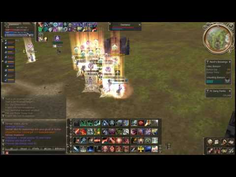 Lineage 2 Indonesia Private Server Athena Territory War 17-9-2016