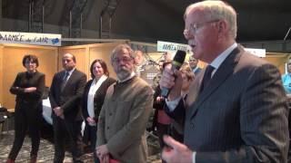 25ème carrefour des métiers et de la formation - Marché couvert d'Avallon (89) - Édition 2017