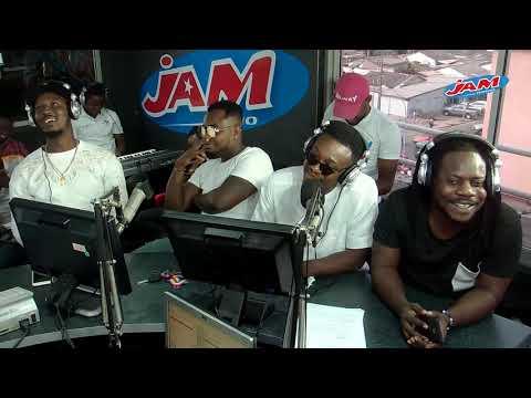 Le groupe Revolution était l'invité de l'Audispectacle de Radio JAM.
