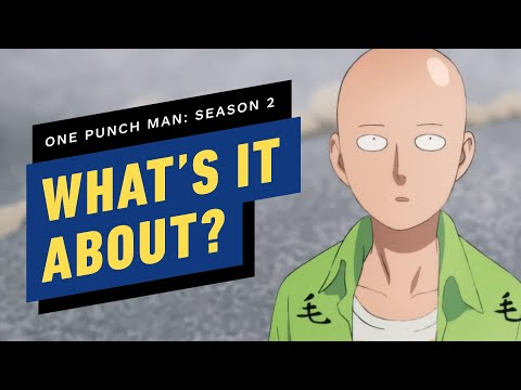 One Punch Man: What Season 2 Is About