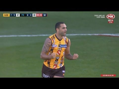 AFL 2018: Round 11 - Hawthorn highlights vs. Port Adelaide