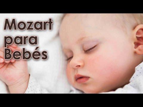 Mozart Para Dormir bebes - Música Clásica para relajar y calmar - Efecto Mozart