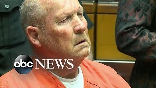 New details emerge on alleged 'Golden State Killer'