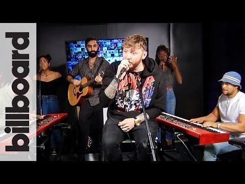 James Arthur & Rudimental - 'Sun Comes Up' Live Performance & 'Say You Won't Let Go' | Billboard