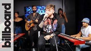 James Arthur Rudimental Sun Comes Up Live Performance Say You Won T Let Go Billboard