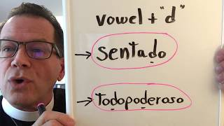 Spanish for Ministry Episode #3--Learn to say the Gloria